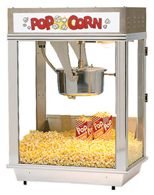 12oz Popcorn machines