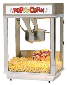 12oz Popcorn machines