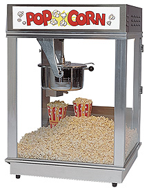 16oz Popcorn machines