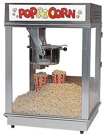 16oz Popcorn machines