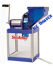 Simply Sno Kone Machine
