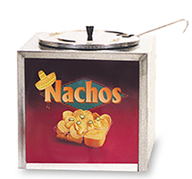 Gold Medal Ladle Nacho Cheese Warmer
