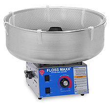 Gold Medal Floss Maxx cotton candy machine