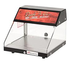 Wisco 580 Small Pizza Merchandiser