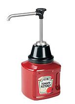 Condiment Equipment, Condiment Pumps, Relish Servers, Organizers