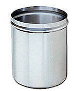 Companion Products, Stainless Steel Jars, Eutectic Ice Packs, Hold Cold Jars
