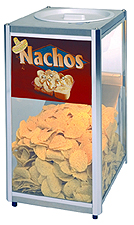 Gold Medal small nacho chip warmer