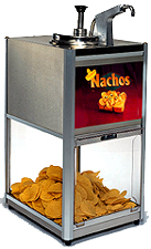 Nacho Cheese/Chip Warmer Combo #2206