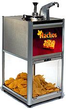 Nacho Cheese/Chip Warmer Combo #2206
