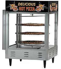 Gold Medal Deluxe Pizza Merchandiser