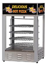 Gold Medal Pizza Display Merchandiser