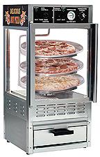 Gold Medal Combo pizza oven & merchandiser