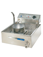 Gold Medal FW-9 240V shallow funnel cake fryer