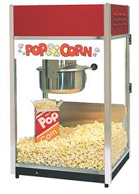 6oz Popcorn machines
