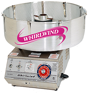 deluxe whirlwind cotton machine