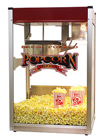 14oz Popcorn machines