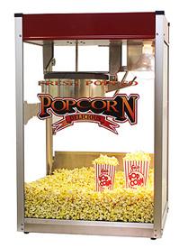 14oz Popcorn machines