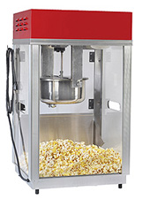 Popabout 6 popcorn machine