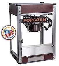 Cineplex Copper popcorn machine
