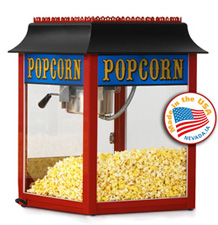 1911 Four popcorn machine