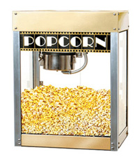 Premier Four popcorn machine