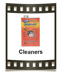 Carbon Off kettle cleaning kits.
