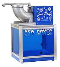 Snow Drift Deluxe snow cone machine