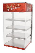 Wisco 680-4 Pizza  Merchandiser