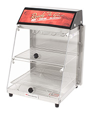 Wisco 727 Food warmer-Merchandiser